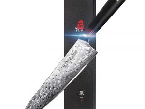 TUO Chef's Knives 8 inch - Damascus Kitchen Chef Knife
