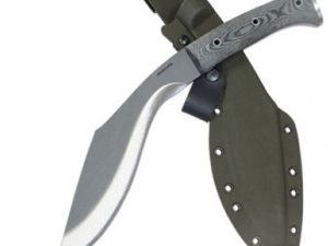 Condor K-Tact Kukri Knife Army Green